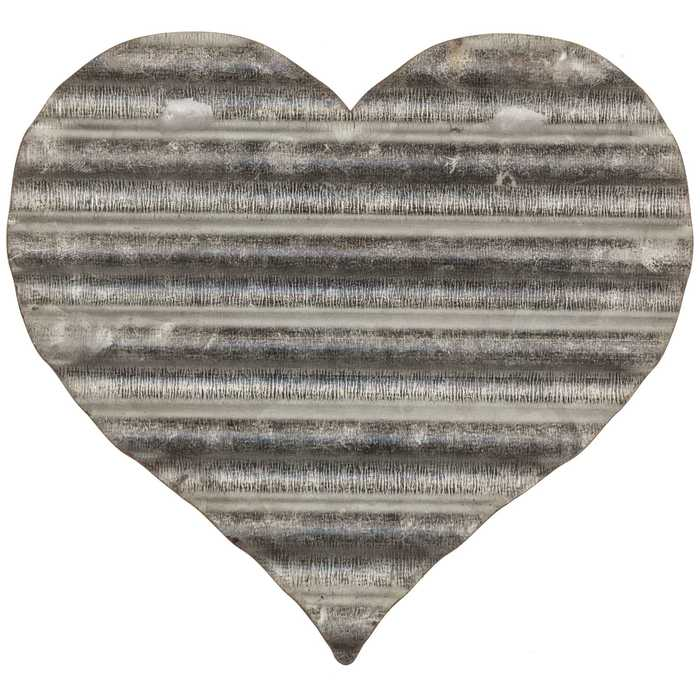 Corrugated Metal Heart Wall Decor Hobby Lobby 1133990